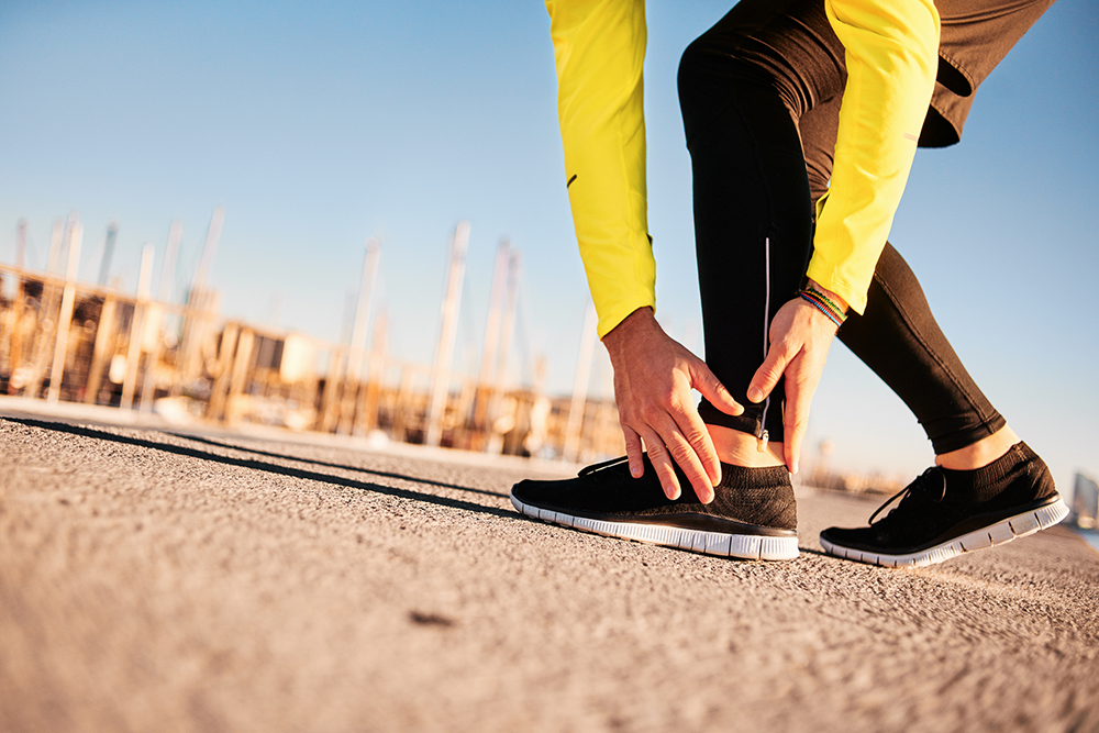 The 4 Most Common Causes of Foot Pain in Runners