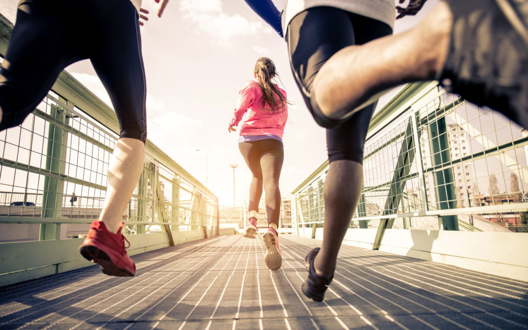 Proper Form While Running Reduces Your Chance of Injury