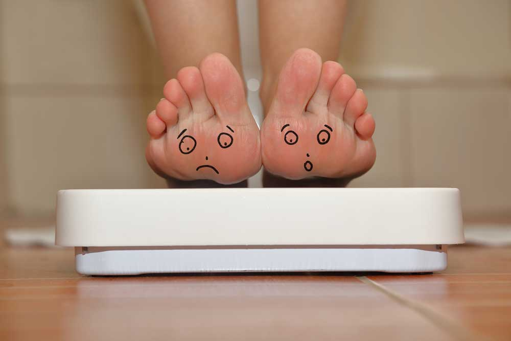 What to Do When Weight Loss Presses Pause