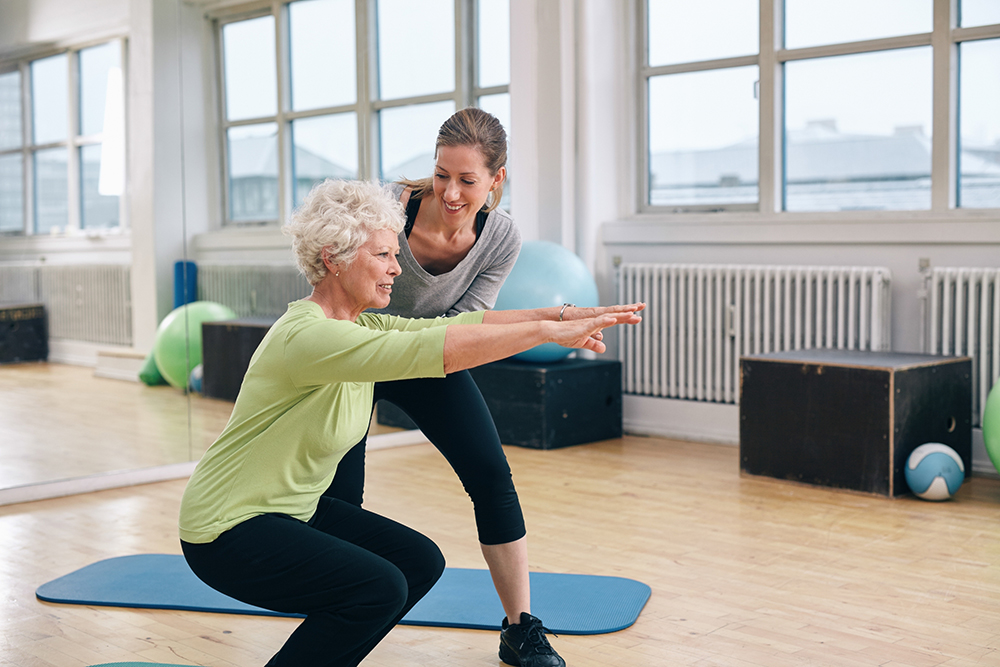 Why Knee Pain In Women May Start in The Hips