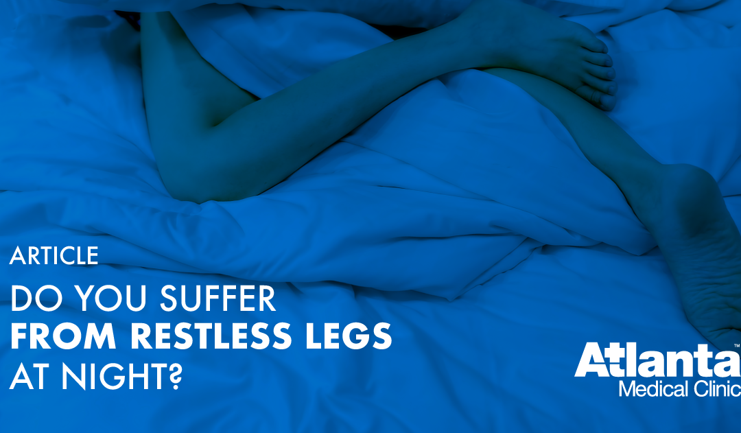 The Link Between Restless Legs and CVI