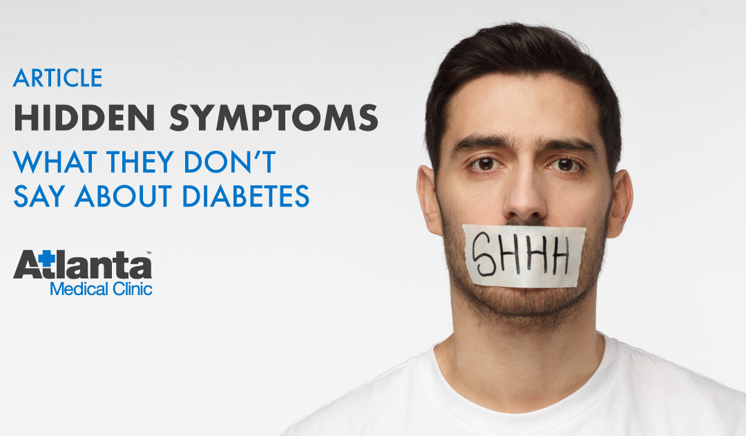 Hidden Symptoms: What They Don't Say About Diabetes