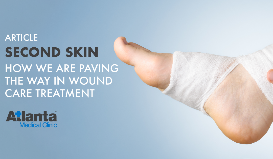 Second Skin: How Atlanta Medical Clinic is Paving the Way in Diabetic Wound Care Treatment