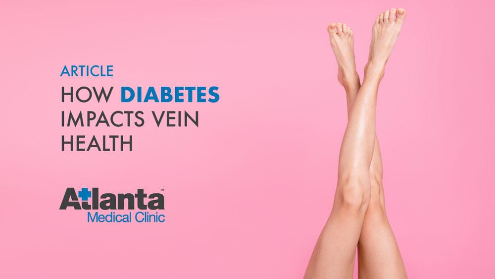 How Diabetes Impacts Vein Health