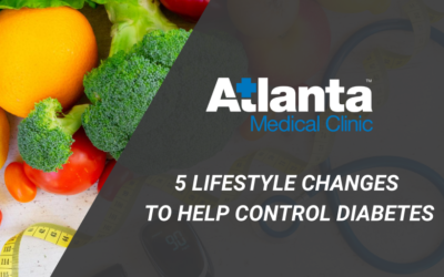 5 Lifestyle Changes to Help Control Diabetes