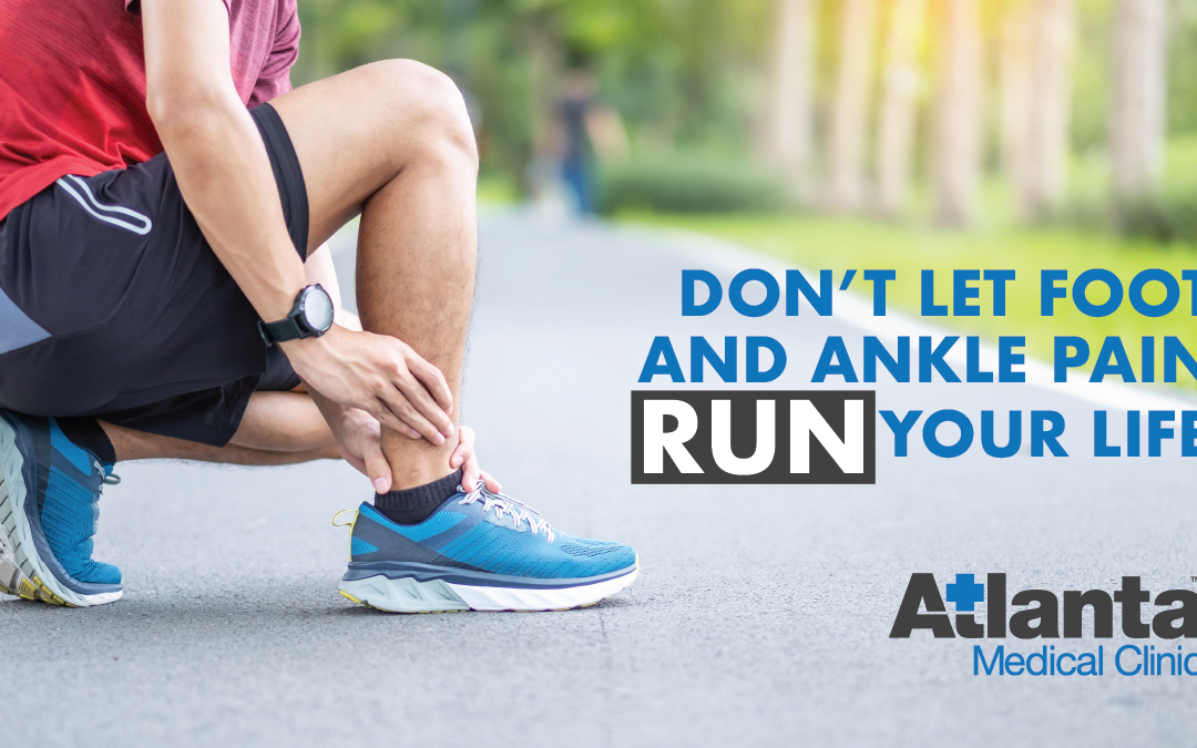 foot pain ankle pain