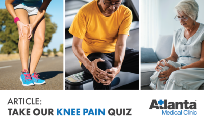 Take our Knee Pain Quiz!