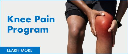 knee pain program learn more