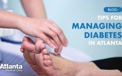 Tips for Managing Diabetes in Atlanta