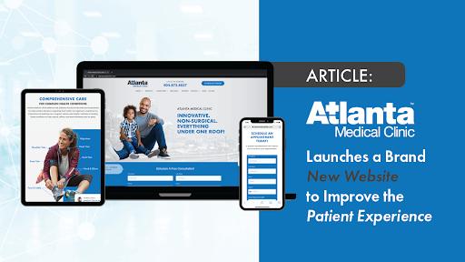 New Atlanta Medical Clinic Website